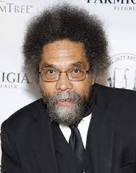 Dr. Cornel West and did he resign ...