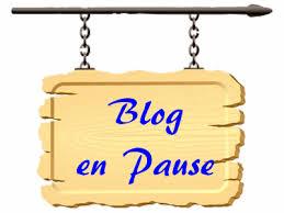 """Résultat de recherche d'images pour """"blog en pause"""""""