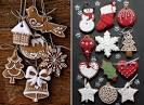 Рождественские пряники с глазурью рецепт избушка 140