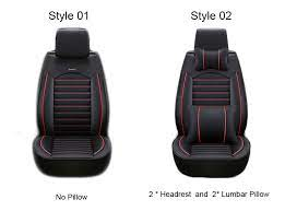 2020 new pu leather car seat covers for