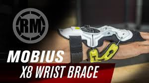 Mobius X8 Size Chart Mobius X8 Wrist Brace Riding Gear Rocky Mountain Atv Mc