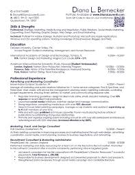 digital marketing resume sample tradinghub co