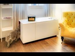cat litter box furniture diy. 20 Simple DIY Kitty Litter Boxes And Loss From IKEA Units Cat Box Furniture Diy I
