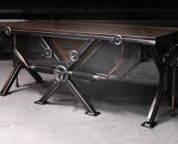 industrial furniture table. Contemporary Table Traits Of Industrial Furniture Design In Table I
