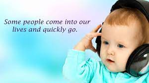 Cute Baby Wallpapers With Quotes (47+ ...