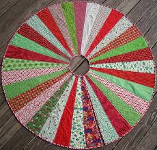 Christmas Tree Skirt Pattern Cool Giant Christmas Tree Skirt Quilt Pattern FaveQuilts