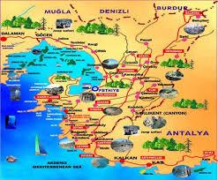 fethiye turkey fethiyemap Kayakoy Turkey Map Kayakoy Turkey Map #25 Oldest Church in Turkey