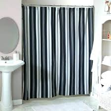 black and white striped shower curtain brown and white striped shower curtains gray and white striped