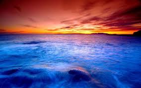 ocean sunset wallpapers. Delighful Sunset Wallpapers For U003e Hd Ocean Sunset Wallpaper In U
