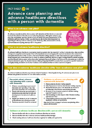 dementia fact sheet guidance documents for dementia palliative care irish hospice