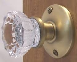 antique looking door knobs. Unique Door Two Crystal Antique Replica Surface Mount Single DummyFrench Door Knob  Sets For One Side In Looking Knobs O