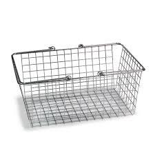 Kitchen Basket Amazoncom Spectrum Diversified Wire Storage Basket Small