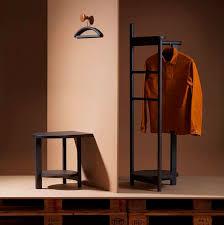 Coat Shelf Rack Delectable Freestanding Coat Hanger Rack LAUREL By Simon Kämpfer Zilio Aldo