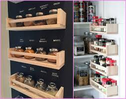 Use IKEA Spice Racks for Spice Storage