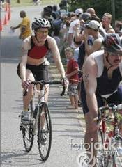 Wanderers Display Nerves of Steel at Memorial Day Weekend Triathlon