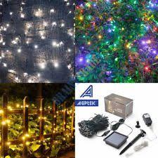 Outdoor Solar String Lights eBay