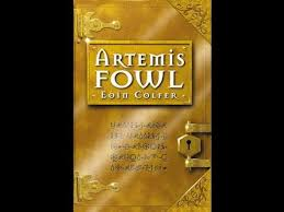 hadokener reads artemis fowl chapter 1 the book