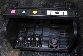 Устройство <b>печатающих</b> головок HP, принцип работы
