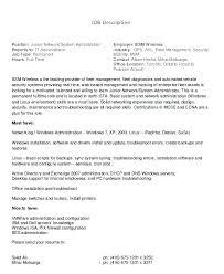 Exchange Administrator Sample Resume Enchanting Linux System Administrator Resume Sample Resume System Administrator