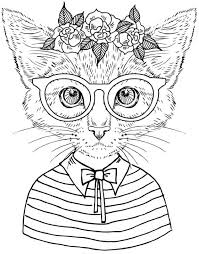 Small Picture Best Coloring Books for Cat Lovers Coloring books Adult