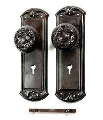 antique looking door knobs. Door Knobs Plates Vintage And Hardware Antique Sets With Doorknobs Early . Looking O