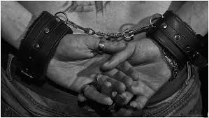 Free photo Chains Crime Man Weapon People Handcuffs - Max Pixel
