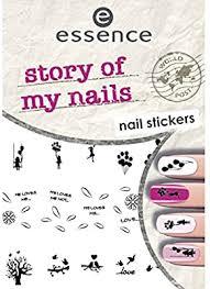 <b>essence</b> nail art stickers para uñas 06 <b>story of</b> my nails
