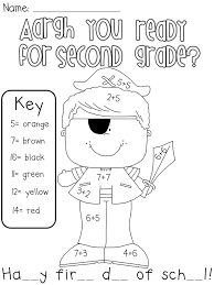 Small Picture 7 best First week of school in 2nd grade images on Pinterest