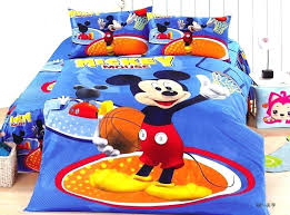mickey mouse twin bed basketball mickey mouse bedding sets boys bedroom decor single twin size bed mickey mouse twin bed