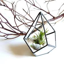 diy stained glass kits small geometric terrarium air plant glass terrarium  glass zoom stained glass
