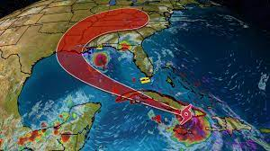Tropical Storm Laura Strengthens and Is ...