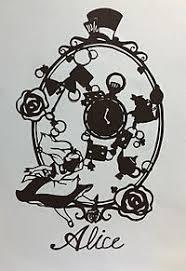 アリス 切り絵の画像38点完全無料画像検索のプリ画像bygmo