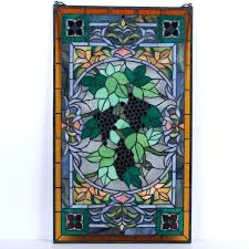 hanging stained glass panels hanging stained glass art gvine panel wall ideas for hanging stained glass hanging stained glass panels