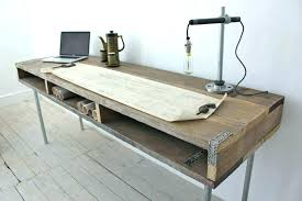 industrial office desks. Modern Metal Desk Vintage Chair Project Ideas Industrial Office Furniture Design Brilliant Style Table Legs Desks R