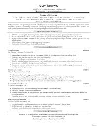 Sample Resume For Merchandiser Job Description Pleasant Retail Resumeples Objective For Your Cover Letter Sales 37