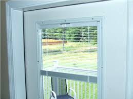 enclosed door blinds french doors with built in blinds home depot prefab  homes image of best