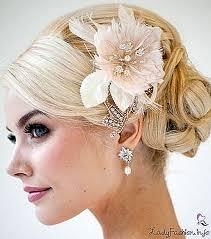 Moderní Svatební účes Pro Střední Vlasy 166 Fotek Lady Fashion