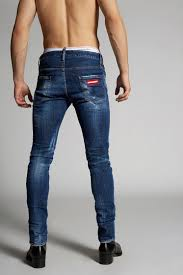 Dsquared2 Jeans Size Chart Denim Guide For Men Fall Winter Dsquared2 Online Store