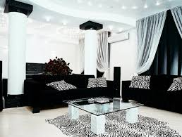 Good Ideas For You | Living Room Inspiration. Black And Silver ...