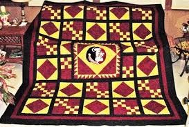 My grandson's FSU quilt - Quilters Club of America & My grandson's FSU quilt Adamdwight.com