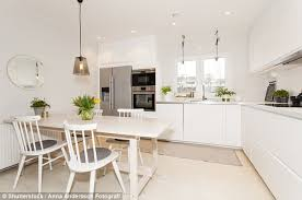 all white kitchen designs.  All The Allwhite Trend Is Very Tricky To Pull Off So Experts Say Itu0027s Best Intended All White Kitchen Designs