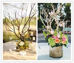 branching centerpieces