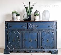 ideas for painted furniture. blue painted buffet makeover furniturepainting furniturefurniture ideasfurniture ideas for furniture u