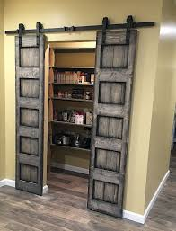 sliding barn doors. sliding barn door ideas this listing is for a single split five panel doors