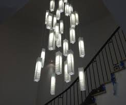 modern chandeliers for tall ceilings musethecollective