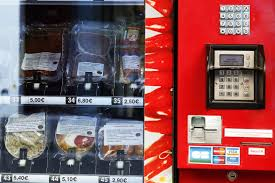 All American Chicken Vending Machine Adorable Paris Gets First Meat Vending Machine