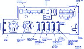 lumina van 1996 main engine fuse box block circuit breaker diagram lumina van 1996 main engine fuse box block circuit breaker diagram