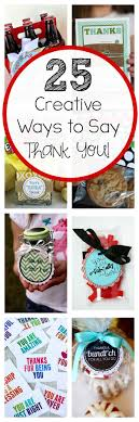 25 Creative Ways to Say Thank You