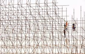 fence drawing. Fence Structure Construction Pattern Line Electricity Site Drawing Net Scaffolding Shape Workers Scaffold Outdoor