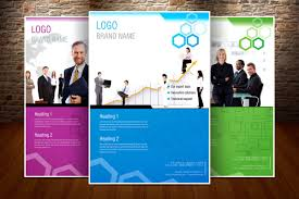 flyer magnet corporate flyer template  corporate flyer template 3